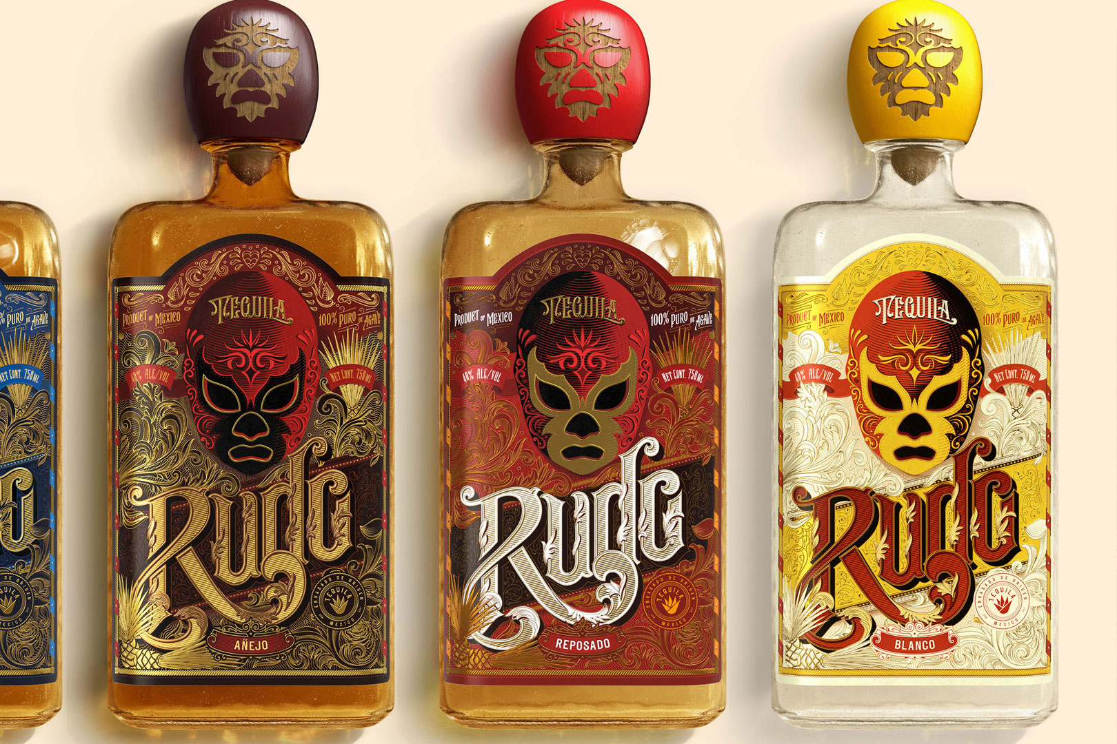 Rudos Tequila