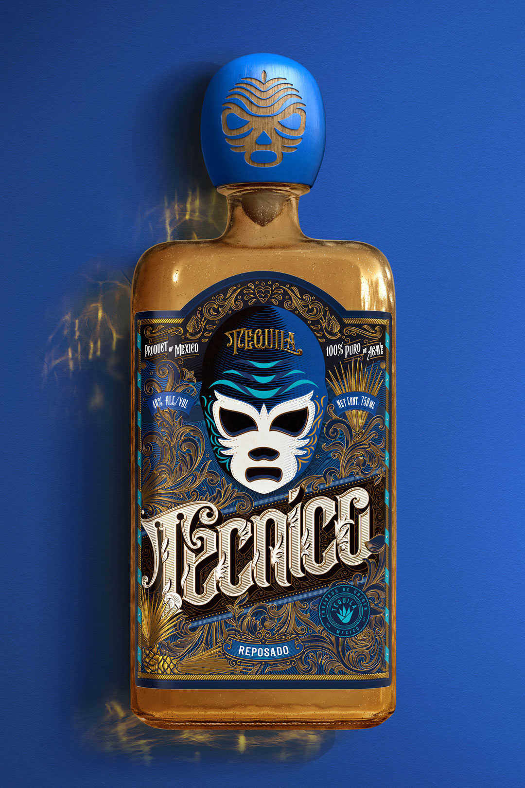 Tequila Blau