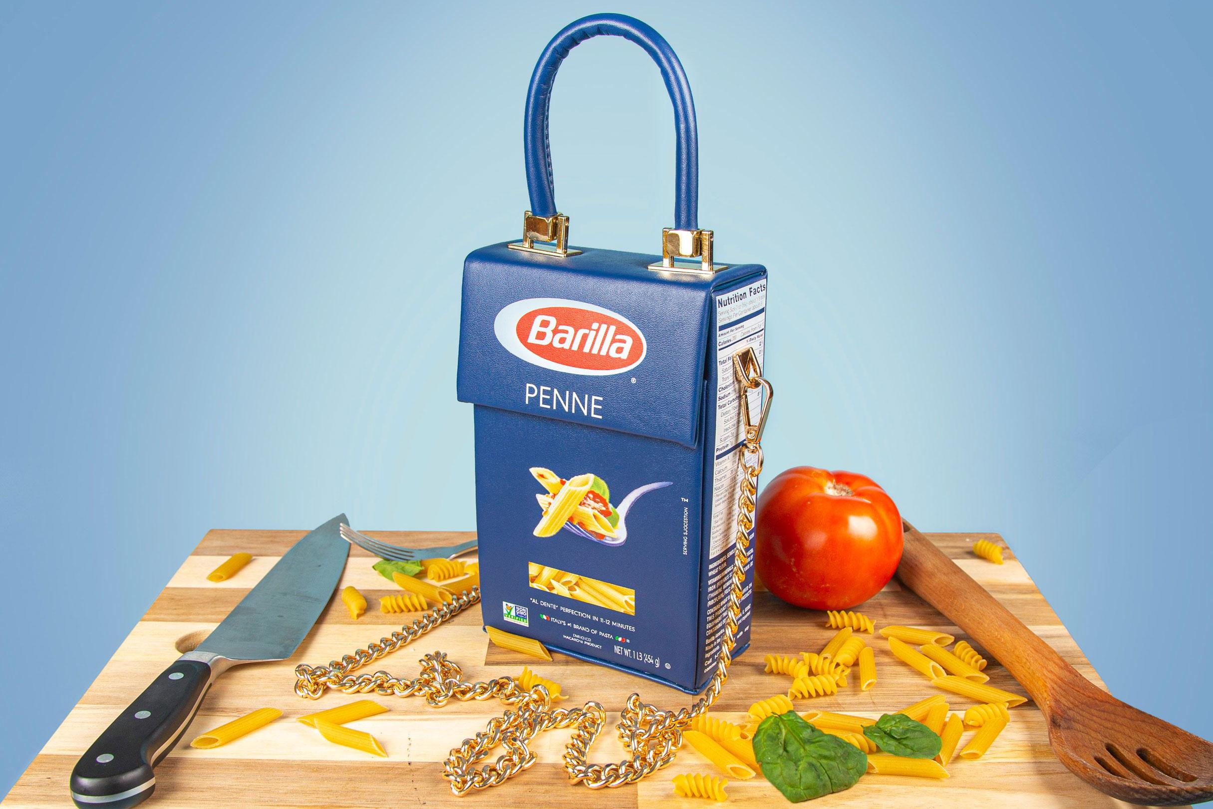 Was Pasta denn alles rein - die Pasta Bag von Nik Bentel