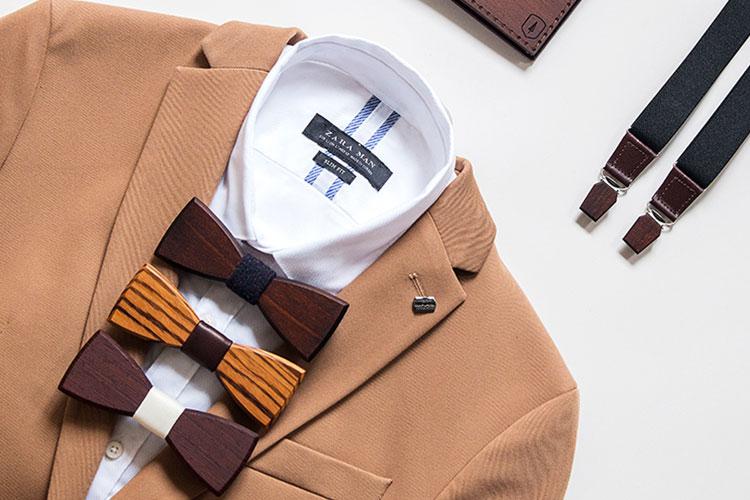 BeWooden Brunn Suspenders