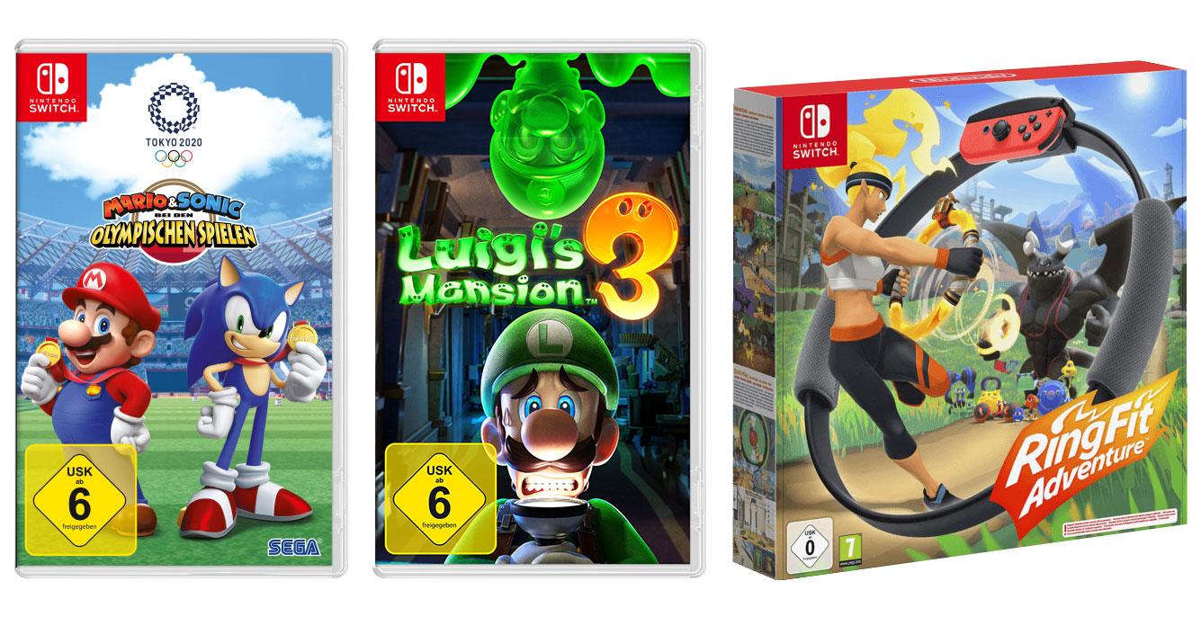 'It's-a Party, a Marioparty!' – Durch die feierliche Weihnachtszeit mit Nintendo
