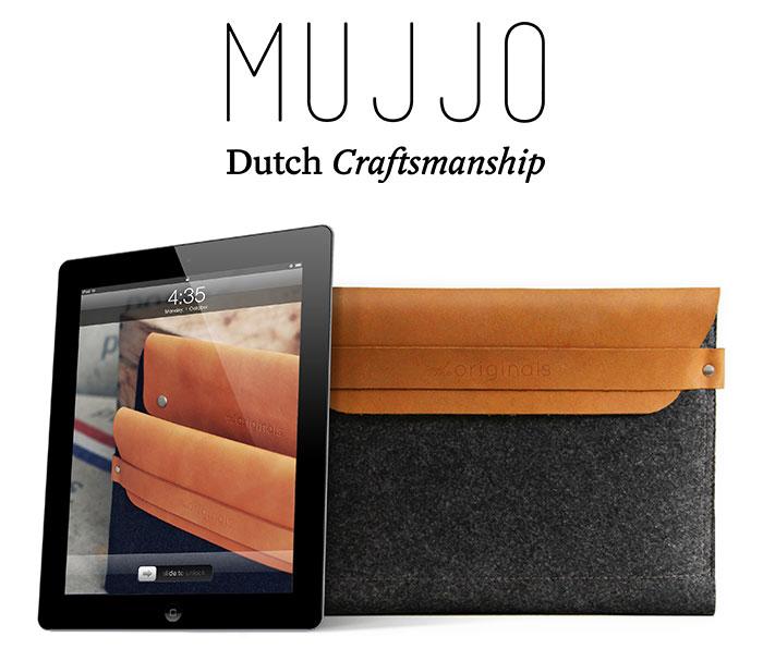 Hochwertige iPad, iPhone und MacBook Taschen