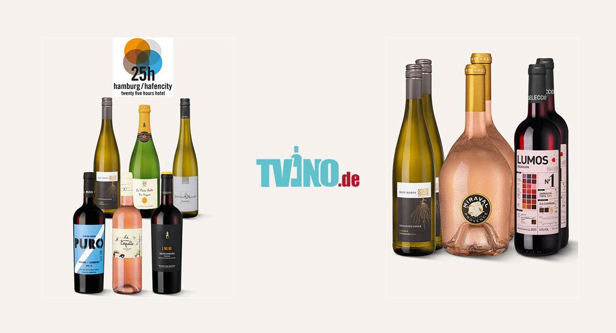 Wein Online-Shop mit speziellen Weinen