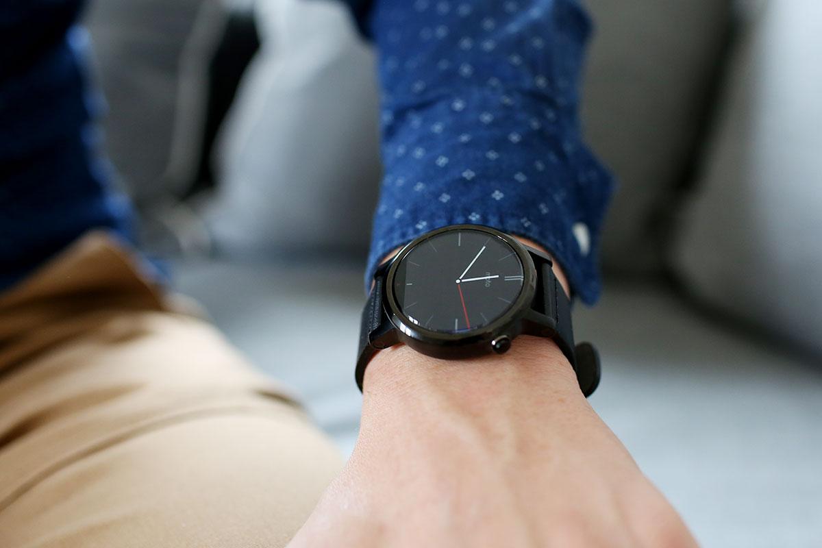 Kreiere deine eigene Smartwatch Moto 360