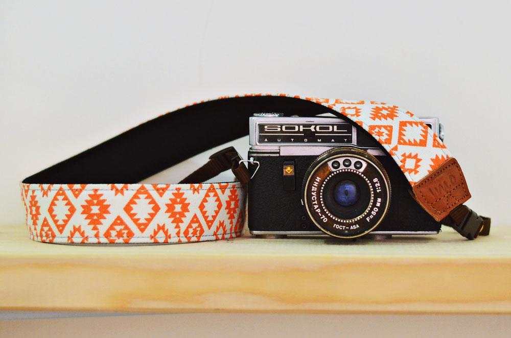 KlickKlickZoom bunte Kameragurte