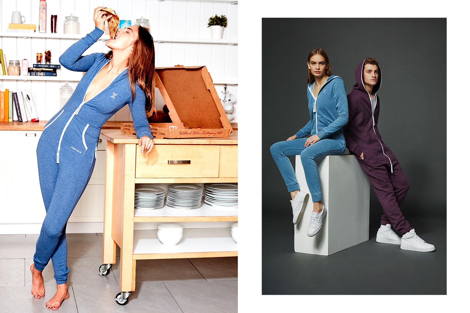 Bequeme Jumpsuits mit einem Fokus auf unisex Styles
