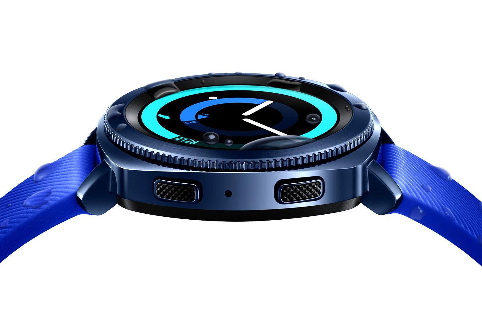 Zeit, fit zu werden – mit der Gear Sport Smartwatch von Samsung