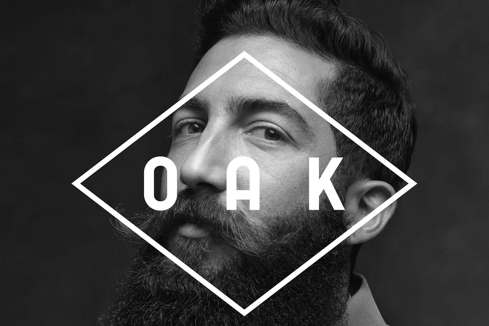 Gepflegter Weihnachtsbart! Festliches von OAK Beardcare